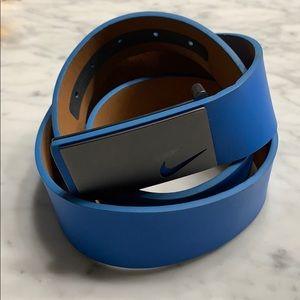 Men's Nike Golf Belt